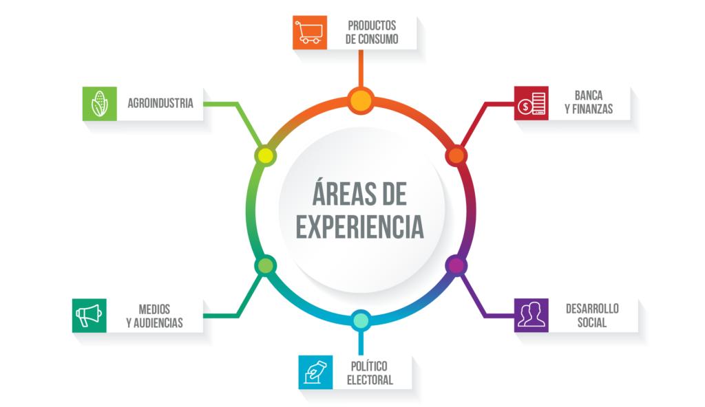 Áreas de expertise de LEXIA Insights Solutions