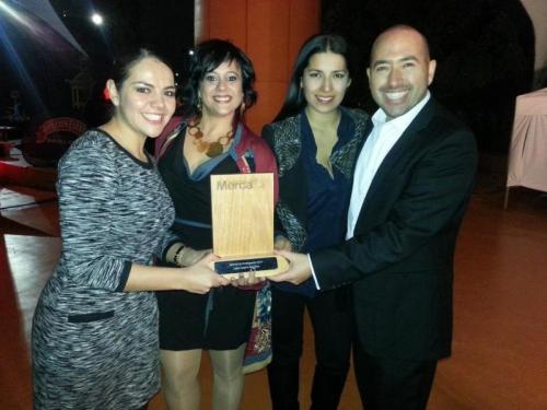 Premio Merca 20 2014