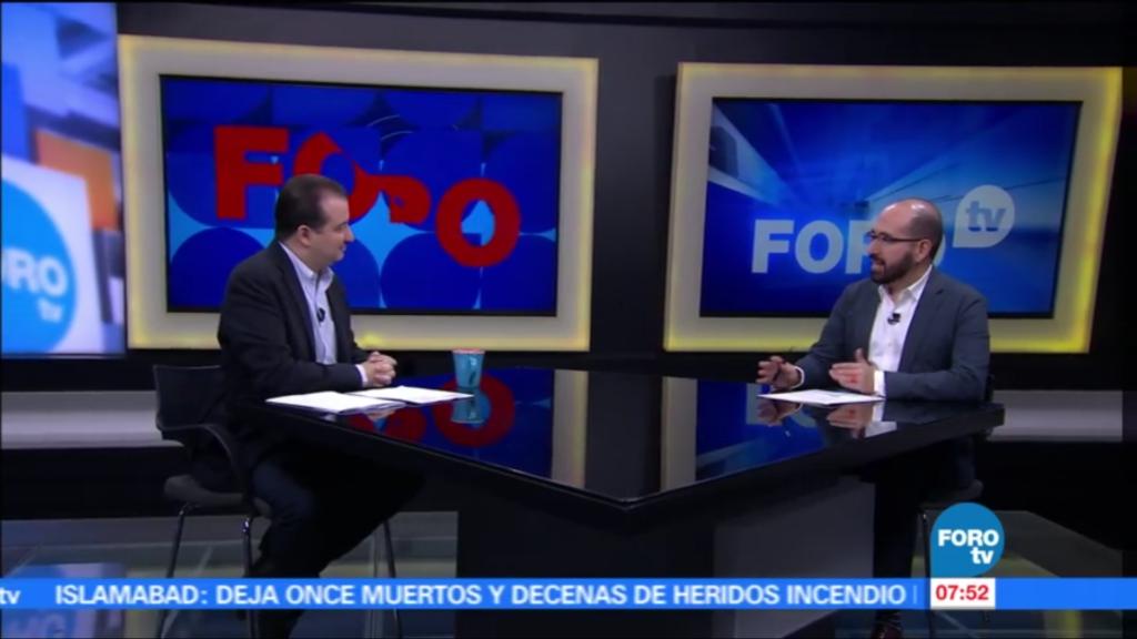 Guerra de narrativas en Agenda Pública de ForoTV