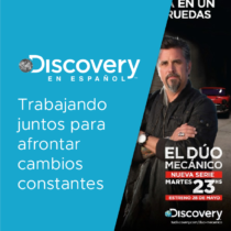 Discovery en Español: trabajando juntos para afrontar cambios constantes