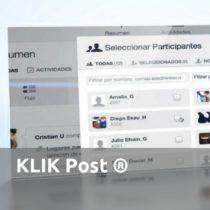 KLIK Post