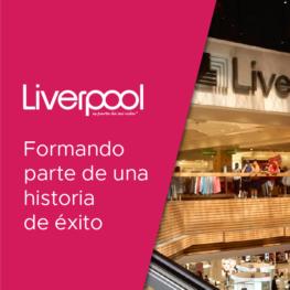 Liverpool: formando parte de una historia de éxito