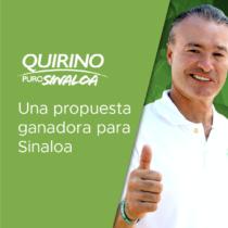 Quirino: una propuesta ganadora para Sinaloa